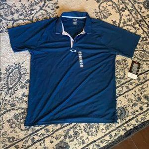 NWT Oakley Men's Polo